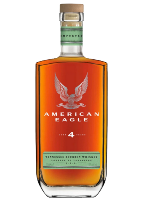 American Eagle 4 Year Old Bourbon