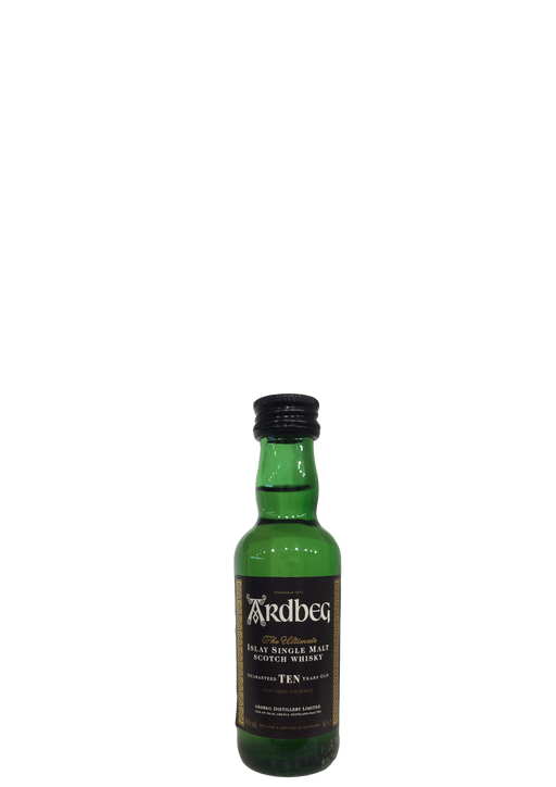 Ardbeg 10 Year Old Miniature 5cl