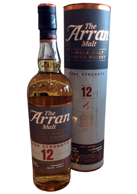 Arran 12 Year Old Cask Strength