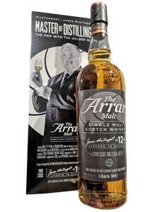 Arran Master of Distilling II The Man with the Golden Glass