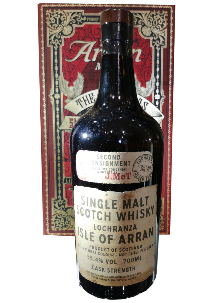 Arran Smuggler's Series Volume No 2 - The High Seas