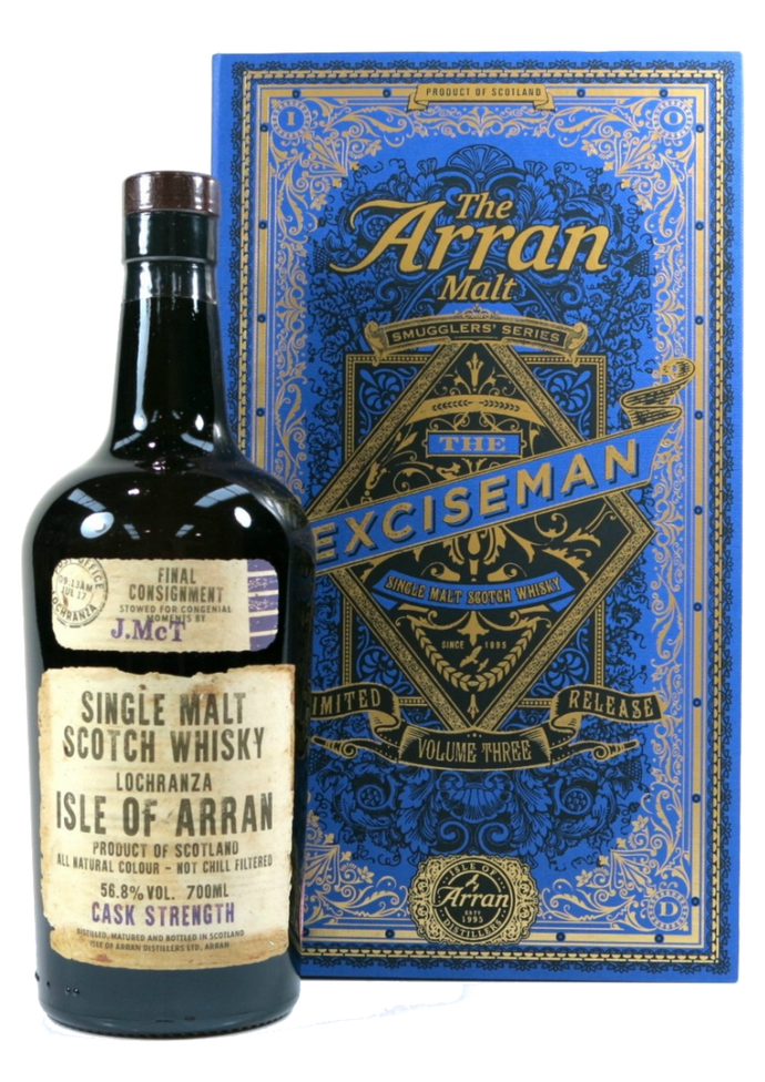 Arran Smuggler's Series Volume No 3 - The Exciseman
