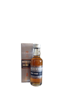 Auchentoshan Three Wood 5 cl miniature
