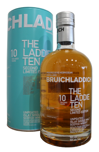 Bruichladdich Laddie Ten Second Limited Edition