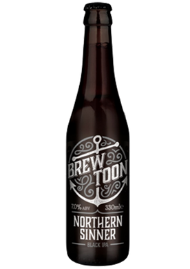 Brew Toon - Northern Sinner Black IPA
