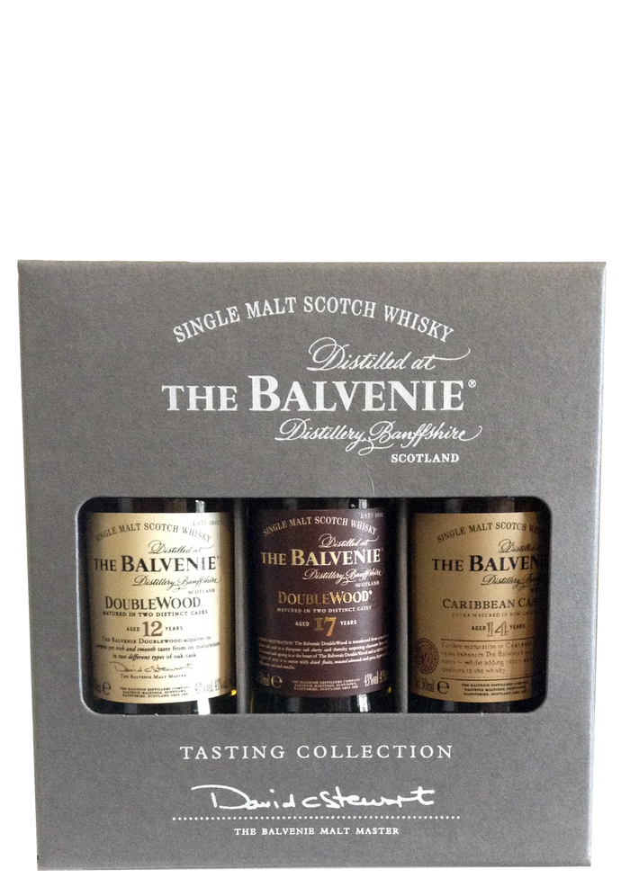 Balvenie Miniature Collection