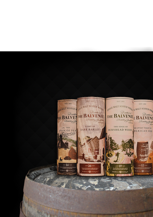 A Virtual Tasting and Story-Telling with Balvenie featuring Alywnne Gwilt, Friday 30th April 2021