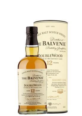 Balvenie Double Wood Aged 12 Year Old 20 cl