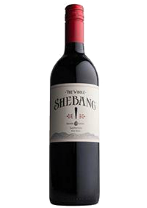 "Bedrock Wines ""The Whole Shebang"" USA"