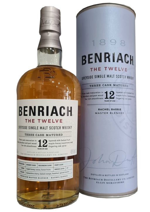 Benriach The Twelve Three Cask Matured