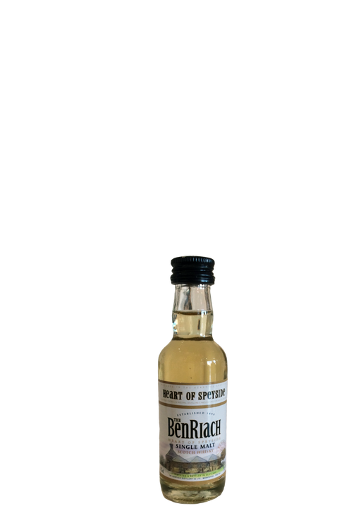 BenRiach- Heart of Speyside 5 cl miniature
