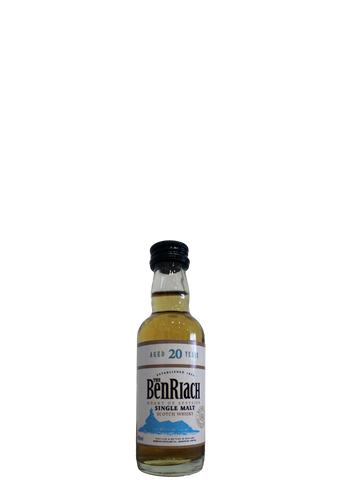 BenRiach 20 Year Old Miniature