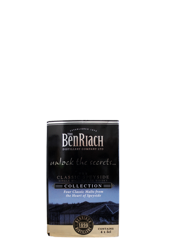 Benriach Collection Miniatures