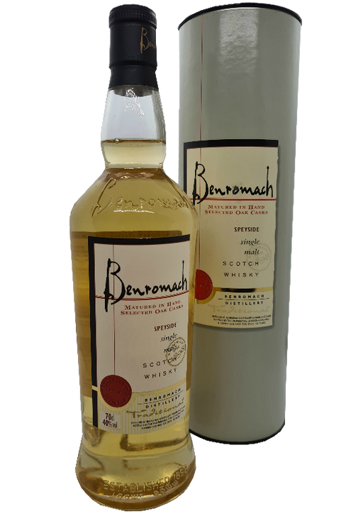 Benromach Traditional 2000's