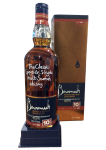 Benromach 10 Years Old 100 Degrees Proof
