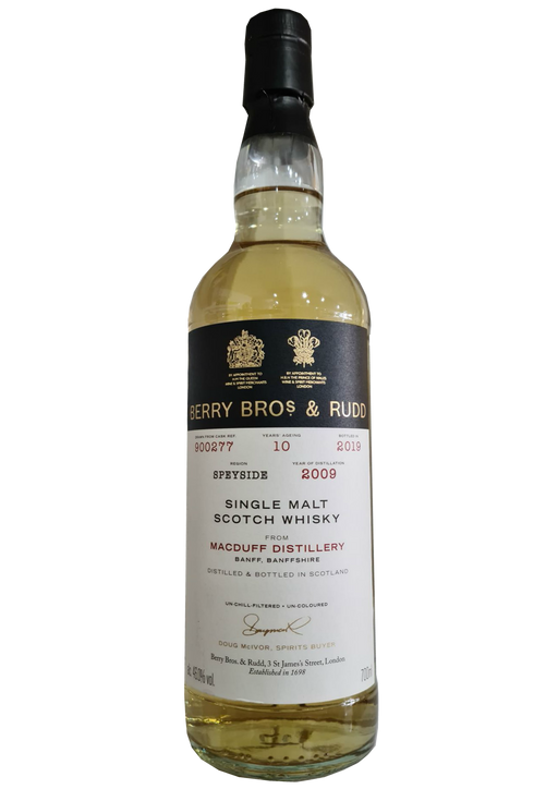 Berry Bros & Rudd MacDuff 10 Year Old