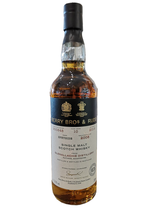 Berry Brothers & Rudd Glenallachie 2008
