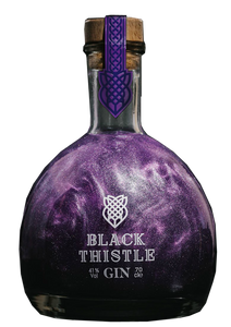 Black Thistle Heather Mist Gin