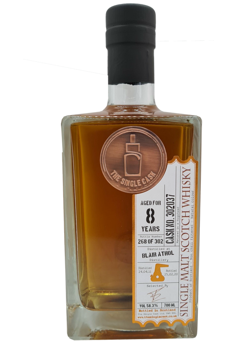 The Single Cask Blair Athol 8 Year Old