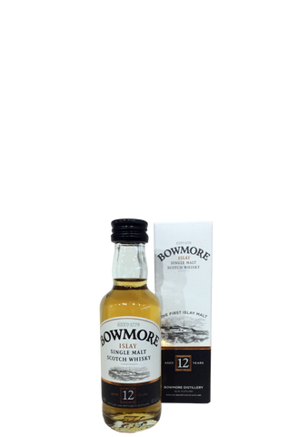 Bowmore 12 Year Old 5cl Miniature