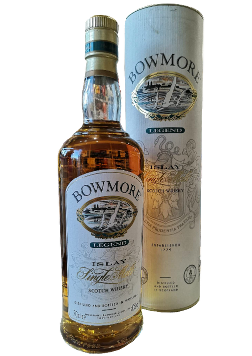 Bowmore Legend Old Bottling