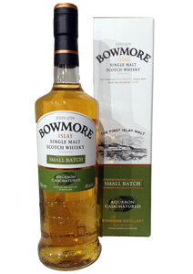 Bowmore Small Batch Bourbon Cask Matured