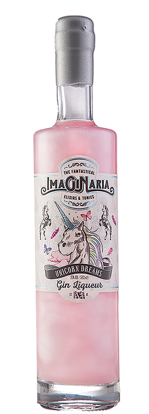 Imaginaria Unicorn Dreams Gin Liqueur