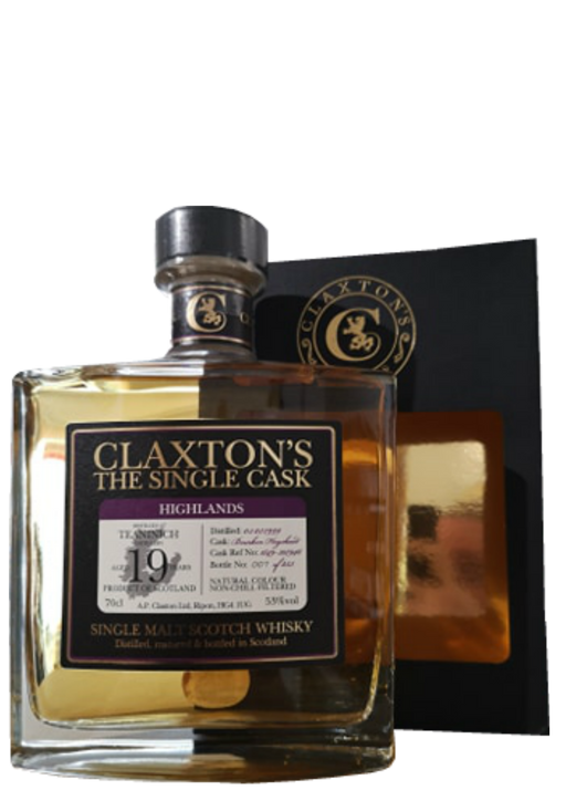 Claxton's Teaninich 19 year Old