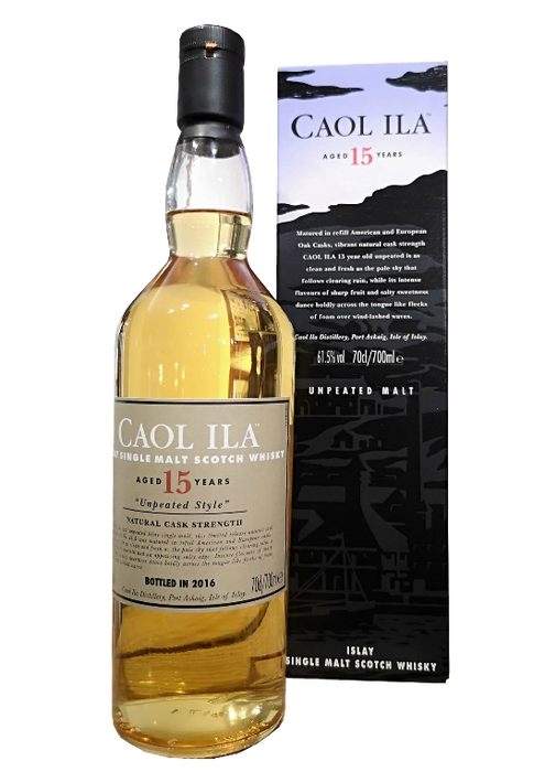 Caol Ila 15 Year Old