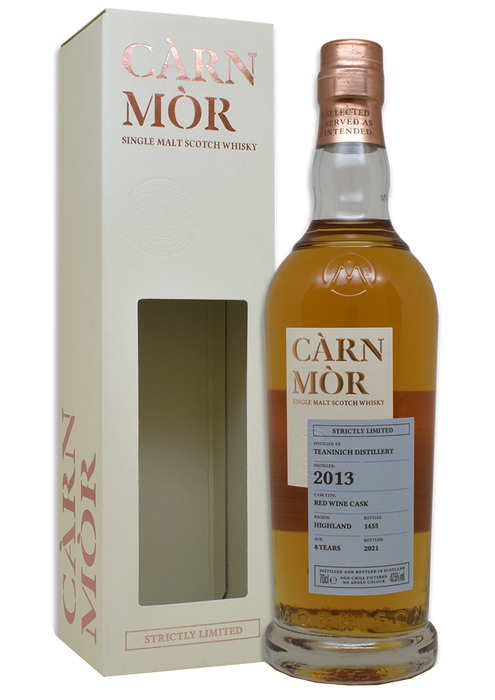 Carn Mor Strictly Limited Teaninich 2013