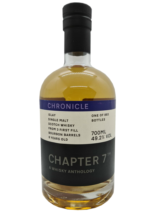 Chapter 7 Chronicle Secret 8 Year Old Islay Malt