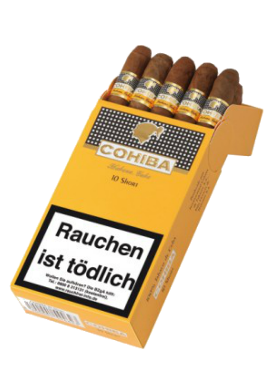 Cohiba Club 10 Pack of 3