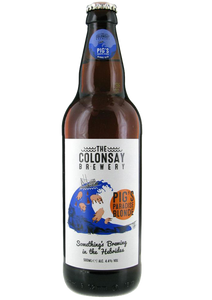 The Colonsay Brewery- Pigs Paradise Blonde