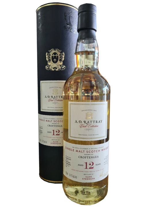 A.D. Rattray Croftengea 12 Year Old