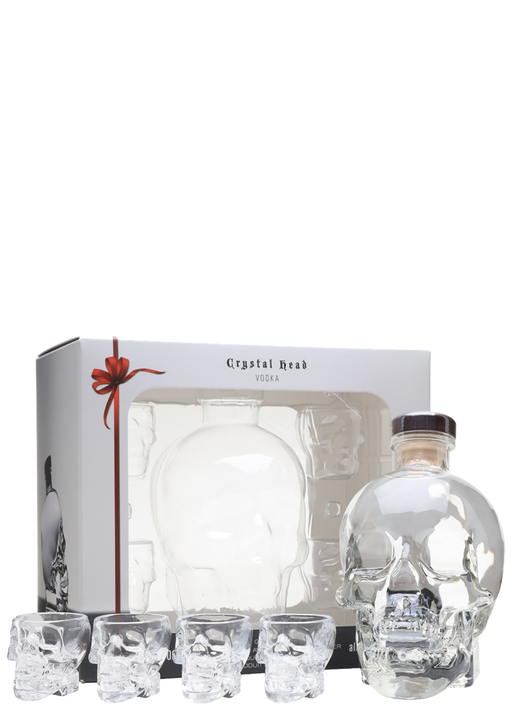 Crystal Head Gift Sets