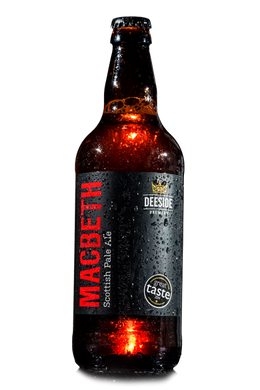 Deeside Brewery Macbeth