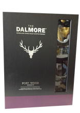 Dalmore Port Wood Reserve Gift Set