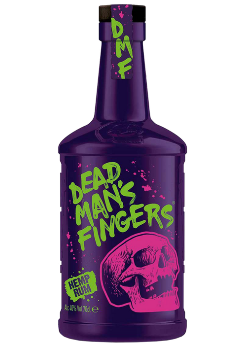 Dead Man's Fingers - Hemp Rum