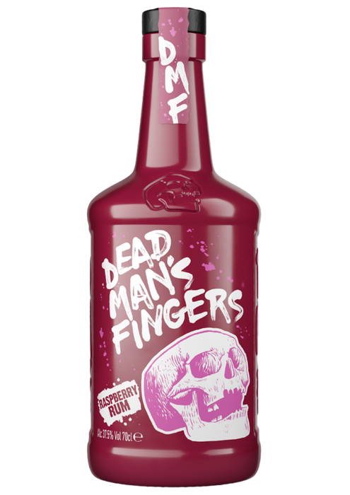 Dead Man's Fingers Raspberry Rum