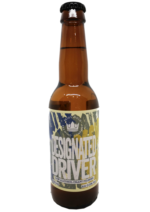 Reids Gold Brewery Designated Driver