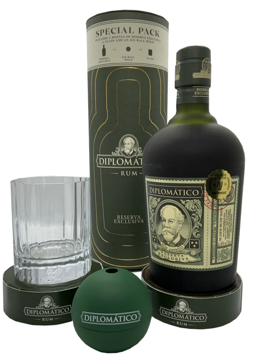 Diplomatico Reserva Exclusiva Old Fashioned Pack