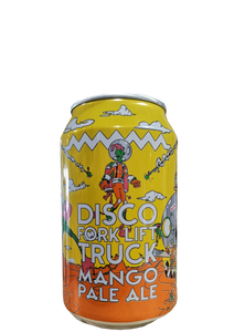 Drygate Disco Forklift truck Mango Pale Ale
