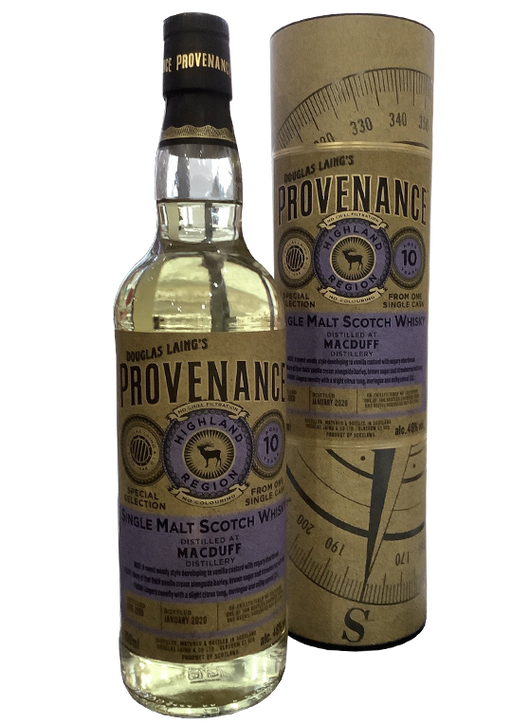 Douglas Laing Provenance Macduff 10 Year Old