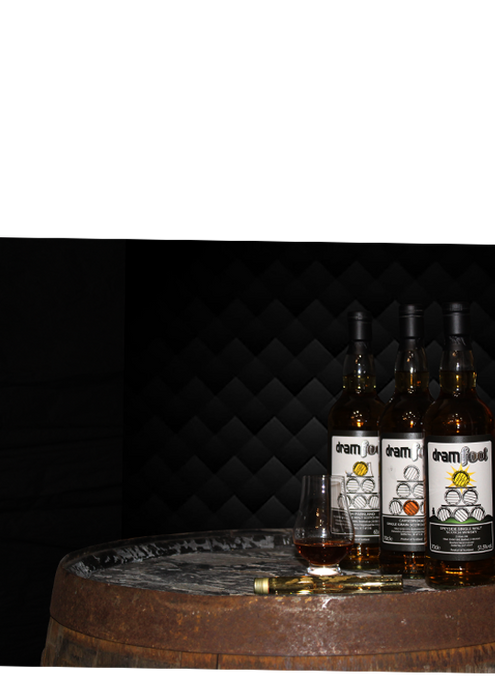 Dramfool Single Cask Virtual Tasting 7pm 12th March 2021
