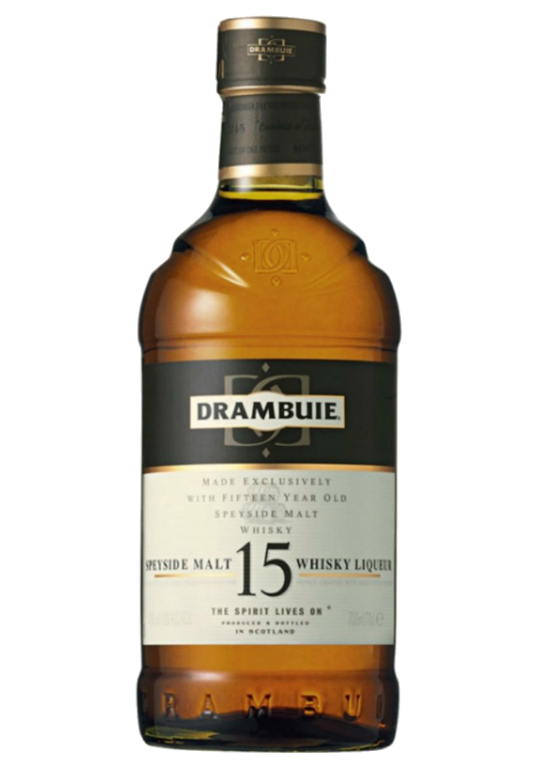 Drambuie 15 year Old  Whisky Liqueur