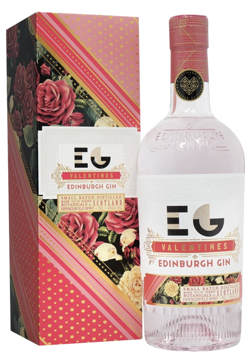 Edinburgh Gin Valentine's Limited Edition