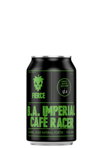 Fierce Beer B.A.Imperial Cafe Racer
