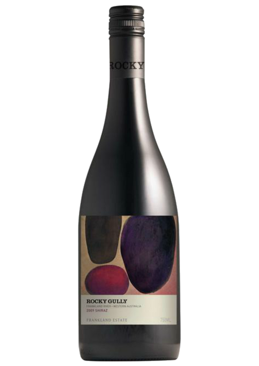 Franklin Estate Rocky Gully Shiraz