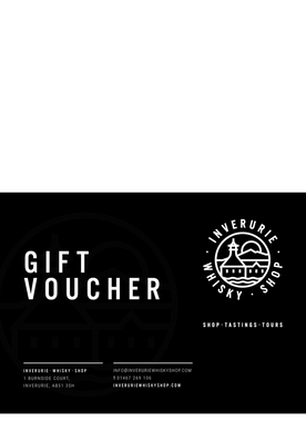 .Inverurie Whisky Shop Gift Card