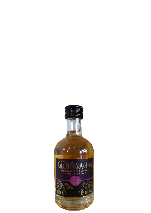 GlenAllachie 12 Year Old Miniature